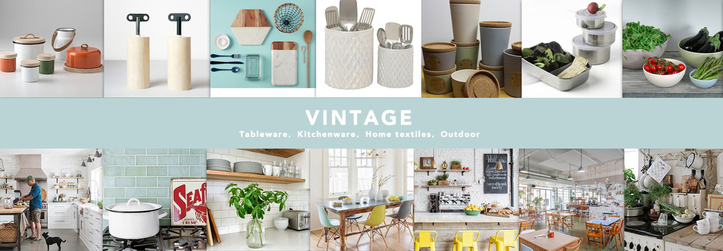 Vintage Products Sourcing